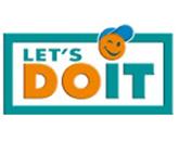 Let's do it logo