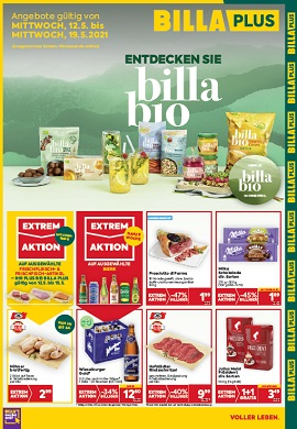 Billa Plus Prospekt
