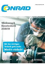 Conrad Prospekt Werkzeug & Haustechnik