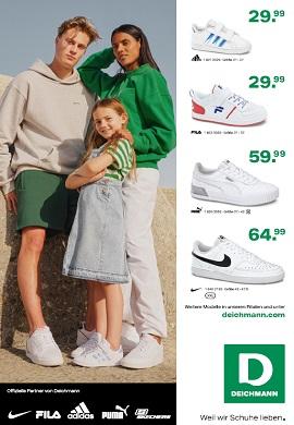 Deichmann Sneaker Trends 2021