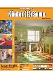 Hornbach Kinder(t)räume Katalog
