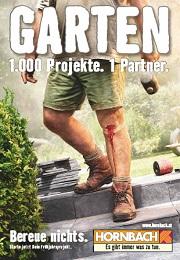 Hornbach Prospekt Garten