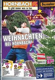 Hornbach Dezember