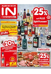 Interspar Prospekt