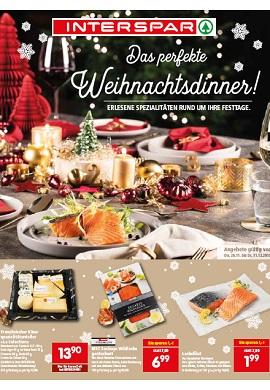Interspar Weihnachtskatalog