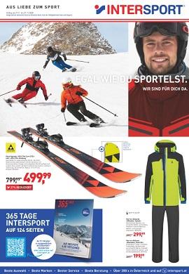 Intersport Prospekt