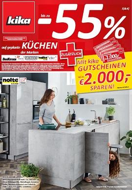 Kika Küchenprospekt