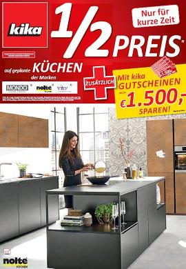 Kika Prospekt Küchen