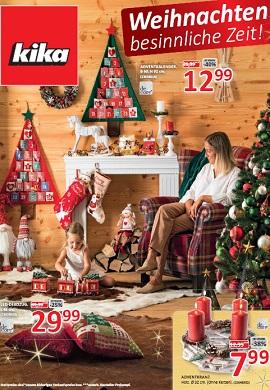 Kika Prospekt Weihnachten