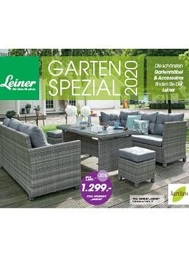 Leiner Garten Spezial 2020