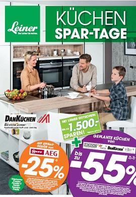 Leiner Küchen Spar-Tage