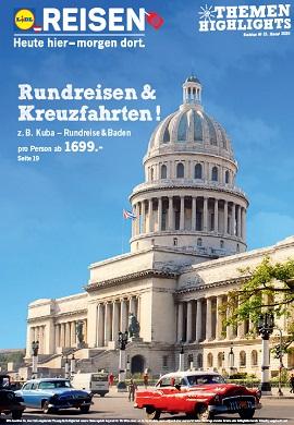 Lidl Reisemagazin