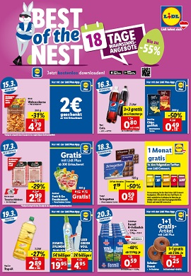 Lidl Best of the nest