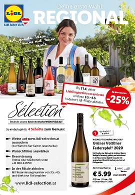 Lidl Selection Sonderflyer