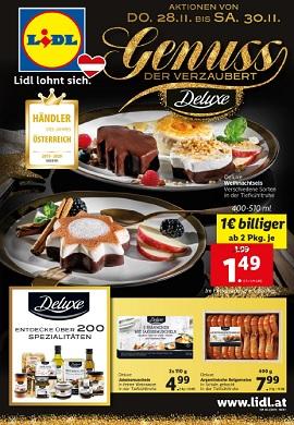 Lidl Prospekt Food