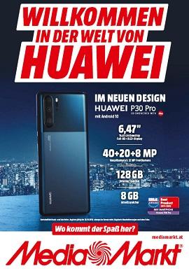 Media Markt Huawei Prospekt