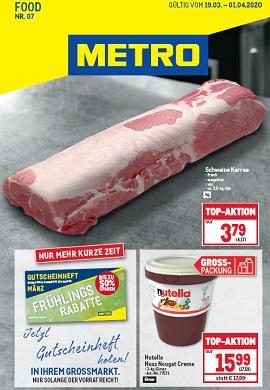 Metro Prospekt Food