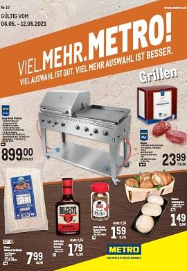 Metro Grillen