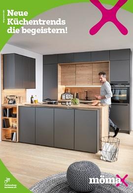 Mömax Neue Küchentrends