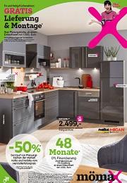 Mömax Küchen Prospekt