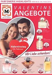 Müller Parfümerie Prospekt