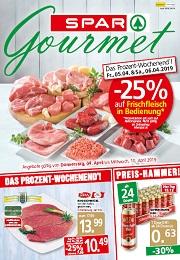 Spar Gourmet Prospekt
