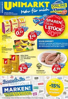 Unimarkt Prospekt
