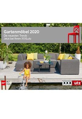 XXXLutz Gartenmöbel 2020