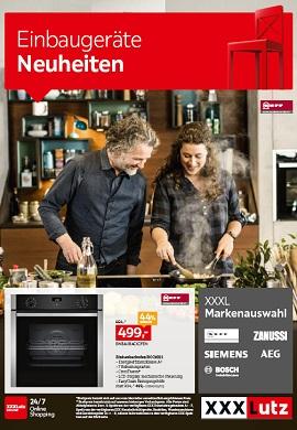 XXXLutz Prospekt Küchengeräte