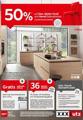 XXXLutz Küchenaktion